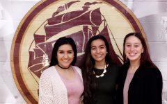 Girls Basketball Honors Seniors While Finishing an Undefeated Season
