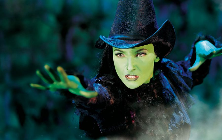 Courtesy of Wicked The Musical