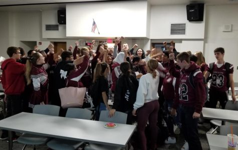 The Maroon Crew Begins a New Era of School Spirit