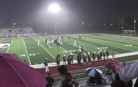 Postponed Varsity Football Game to Resume Play on Sunday