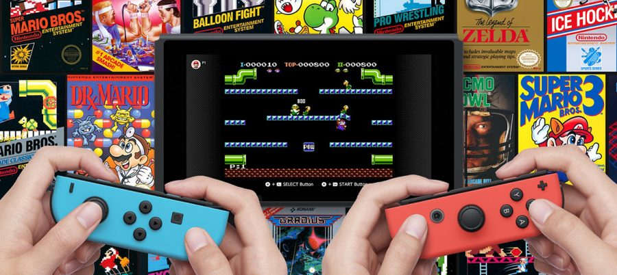 With+a+Nintendo+Online+subscription%2C+players+will+have+access+to+Nintendo+Classics+like+the+original+Super+Mario+Bros.