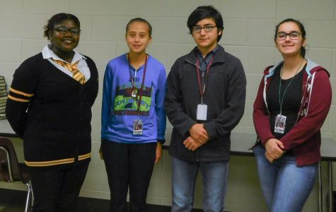 "New club at Argo hopes to ""find positivity in the school."""
