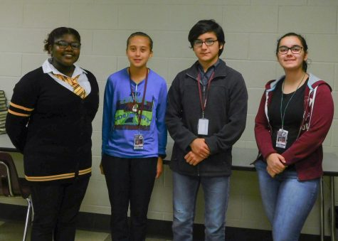 Students have come together to form a new club at Argo.