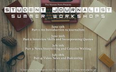 The Maroon News to host summer workshops for student journalists